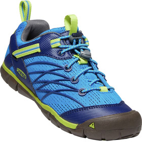 Keen Chandler CNX Zapatillas Jóvenes, brilliant blue/blue depths